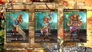 Let's NOT Play Fantasy Rivals (español) New Blood: Jynz, Vlokar, Linak Alok y Merana Aldebrane