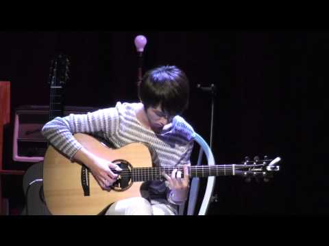 Sungha Jung) Hot Chocolate   Sungha Jung (live) Acoustic Tabs Guitar Pro 6
