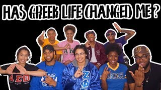 HAS GREEK LIFE CHANGED ME? | NPHC PANEL