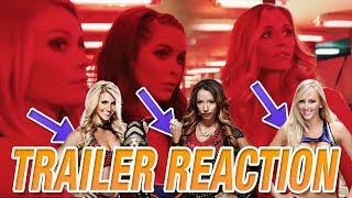 Fighting with My Family Trailer Reaction (WWE Paige Film by Dwayne Johnson)