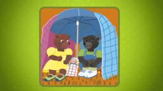 Les histoires de Petit Ours Brun - Petit Ours Brun  joue dehors