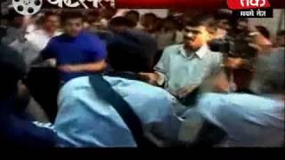 Salman mocks female journalist. Part 5 of 5