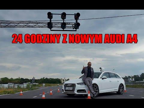 24 godziny z nowym Audi A4 230 MOTO DORADCA