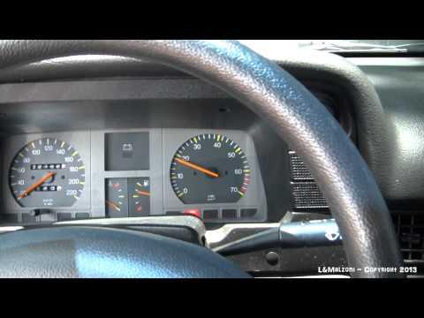 Vídeo de um Kadett GLS 2.0 MPFI 1998