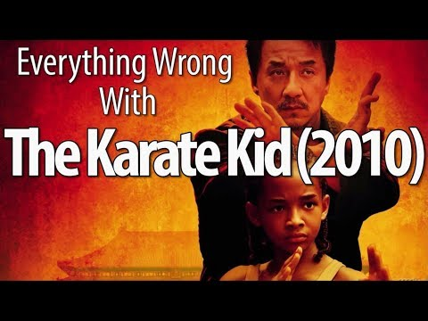 Everything Wrong With The Karate Kid 2010