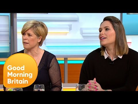 Should Children s Party Bags Be Banned Good Morning Britain