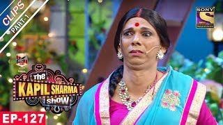 A Drunkard And His Wife - The Kapil Sharma Show - 12th August, 2017