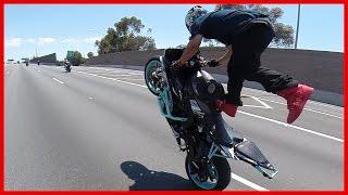 Streetfighterz Ride The Murder Biz Ride 2015 Insane Motorcycle Stunts
