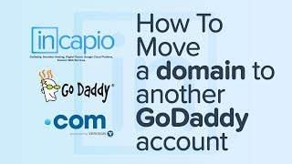 How To Transfer a domain to another GoDaddy account.   2017