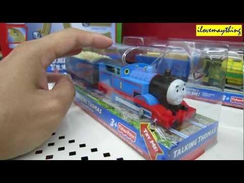 Trackmaster Talking Victor big splash and Thomas Thomas & Friends