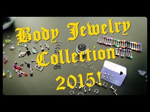 Xxx Mp4 UPDATED Body Jewelry Collection 2015 3gp Sex