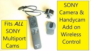 SONY RMT VP1K Wireless Remote