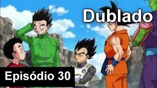 Dragon Ball Super Episódio 30 Dublado