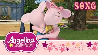 Angelina Ballerina - Sisters are Special (SONG)