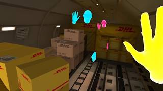 Oculus for Business: DHL