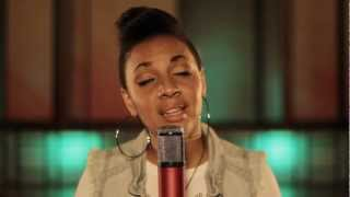 """Cristabel Clack   """"Your Presence Is Heaven"""" by Israel & New Breed (Acoustic Cover)"""