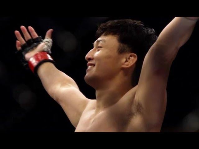 Fight Night St. Louis: Dooho Choi - I Fight Like A Beast