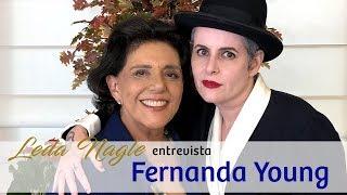 Fernanda Young : A vida acaba com a gente. Poesia e o humor salvam.