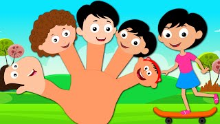 Family Finger Family Song Nursery Rhymes And Children
