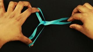 6 Amazing Paper Tricks - Möbius Strip