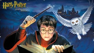 Harry Potter and the Philosopher's / Sorcerer's Stone (Xbox) - Full Game Walkthrough - No Commentary