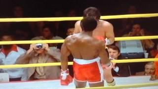 Rocky II-Rocky Balboa Vs Apollo Creed Parte 2 (Audio Latino)