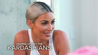 "KUWTK   Kourtney Kardashian Calls Kim an ""Evil Human Being""   E!"