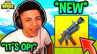 MYTH REACTS TO THE *NEW* HEAVY SHOTGUN GAMEPLAY!   Fortnite FUNNY & SAVAGE Moments