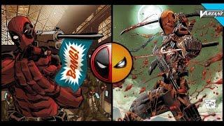Deadpool VS Deathstroke: Who Wins?