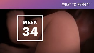 34 Weeks Pregnant | What To Expect