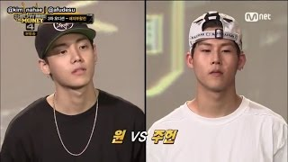 [Sub Español ] SMTM4 - Ep4 ONE (1Punch)/ CUT