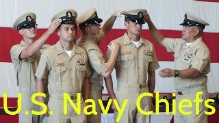 The 5 types of Chiefs in the Navy