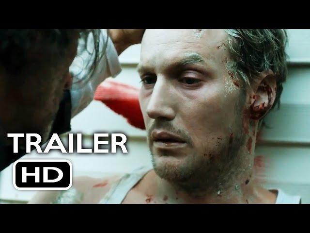 The Hollow Point Official Trailer #1 (2016) Patrick Wilson, John Leguizamo Thriller Movie HD