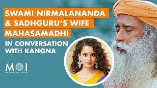 Sadhguru Shares His Wife and Swami Nirmalananda