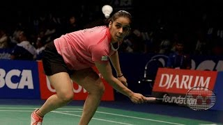 Saina Nehwal and Srikant move into the semifinals of Australian Badminton tournament | Oneindia News