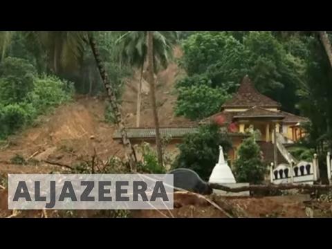 Sri Lanka calls for international aid as floods kill 122