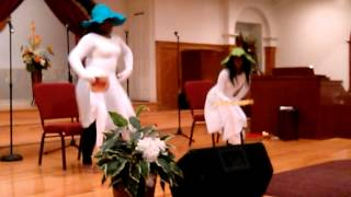 I know I've been changed Praise Dance