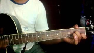 Ei bristi veja raate by artcell guitar tutorial (strumming and chords)