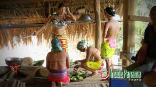 Embera Indian Village Tour by Inside Panama Tours