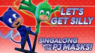 PJ Masks - ♪♪ Let's Get Silly ♪♪ (New Song 2016!)