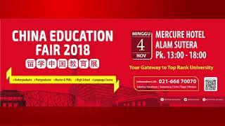 Chinalink - Open China Education Fair 2018