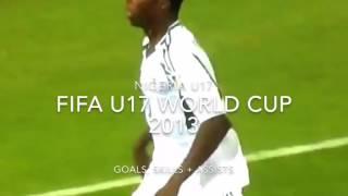 Victor Osimhen vs Kelechi Iheanacho ¦ FIFA U17 World Cup ¦ Goals, Skills + Assists ¦ Nigeria U17