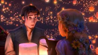 I See The Light - Tangled (music video) [HD, closed caption lyrics]