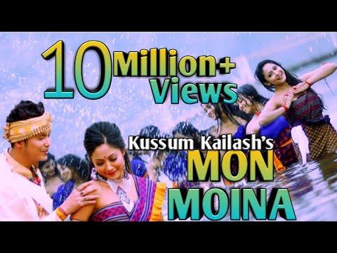Xxx Mp4 MON MOINA Kussum Kailash New Assamese Video Song 2019 3gp Sex