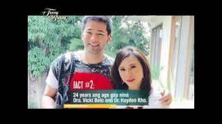 Do Dr. Vicki Belo and Dr. Hayden Kho plan to settle down?  | Tunay na Buhay