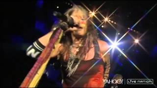 Aerosmith Sweet Emotion Live 9 9 14 Detroit