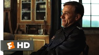 Inglourious Basterds (1/9) Movie CLIP - The Jew Hunter (2009) HD