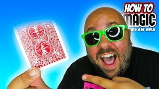How To Pull Cards Out of Thin Air!