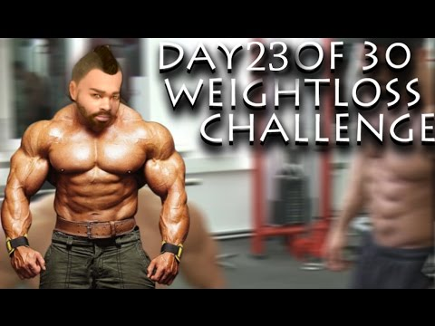 Day 23 OF 30 daY weight LOSS challenge - AROVIA.io