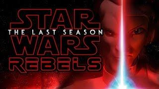 Star Wars Rebels - Season 4 Trailer (Last Jedi Teaser Style)